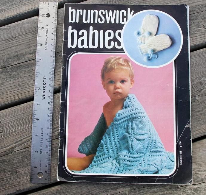Brunswick Babies / Volume 696 / Baby Patterns