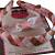Horse Fans Woven Headband Set w Boutique Bow