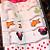 Boutique 5 Tuxedo Bows Party mix No Slip Grip