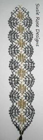 Custom Order - Actual Bobbin Lace Bookmarks for Weddings Favors, Memorial,