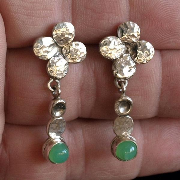 Dangling Treasure earrings