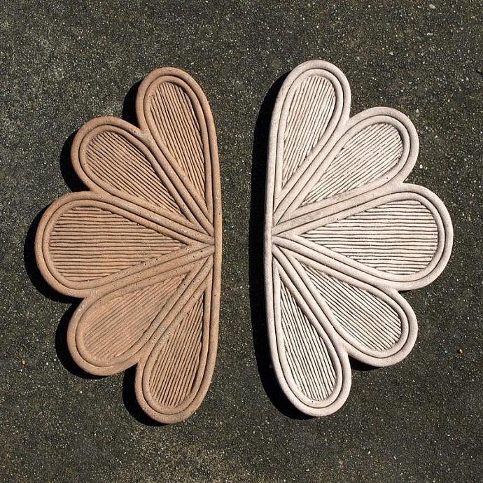 Tile - Keystone / Sunburst
