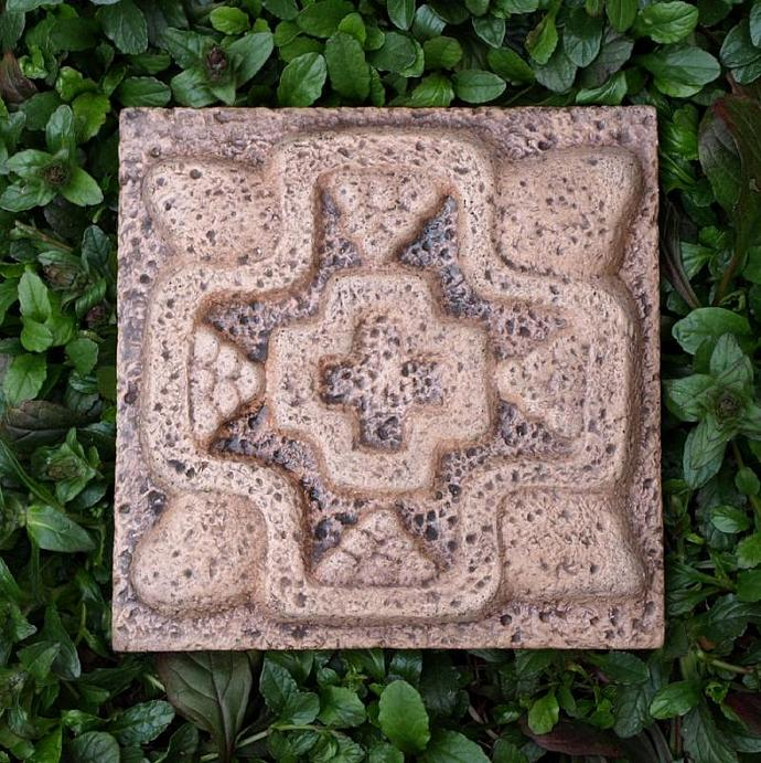 Decorative Tile - Mayan Portal
