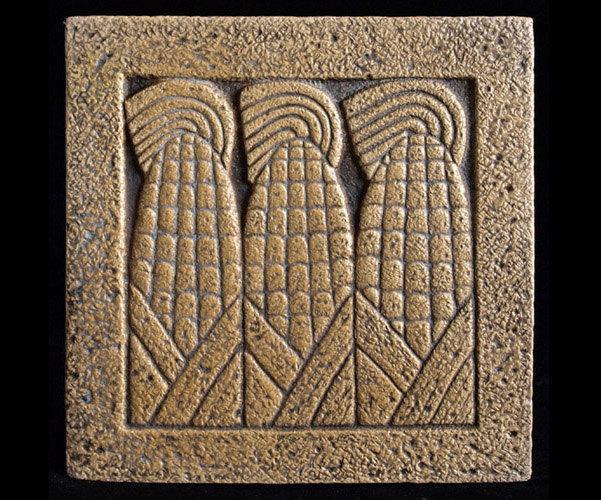 Maize Tile Design