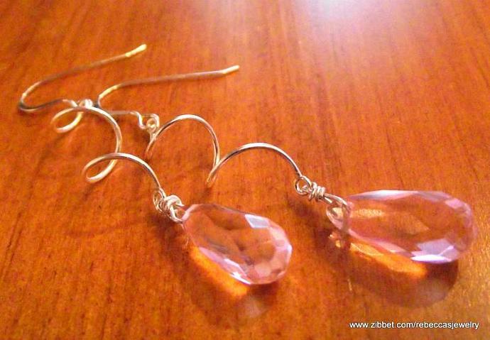 Pink Dreams Earrings