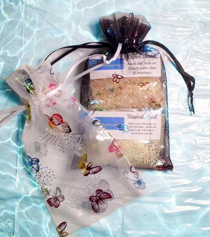 SALE! Variety Gift Set, Pampering Bath Blends, Great stocking stuffers, Your