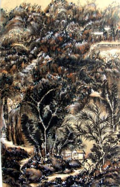 chinese water painting 2
