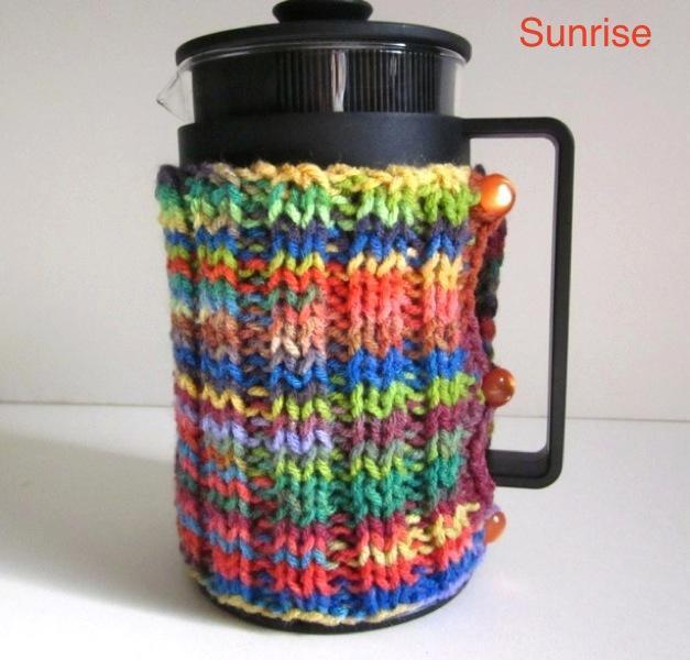 French Press Coffee Warmer