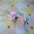 Baby Love pink mini bow