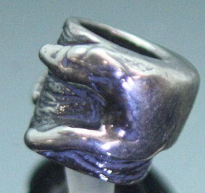 Sterling silver greyhound Pandora style bead