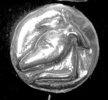 Heavy sterling silver greyhound Pandora style bead