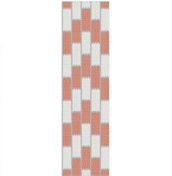 Peyote Bead Pattern for Art Deco Cuff Bracelet