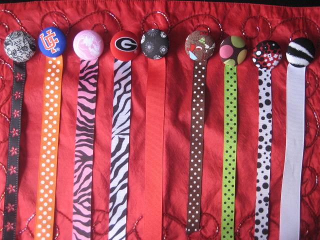 Safty Pacifier Clips.