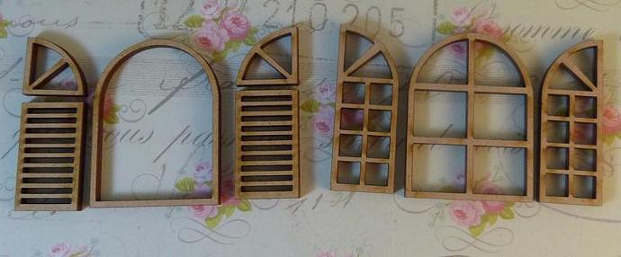 Mini window set
