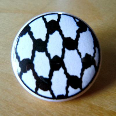 Keffiyeh Set (Six Pinback Buttons)