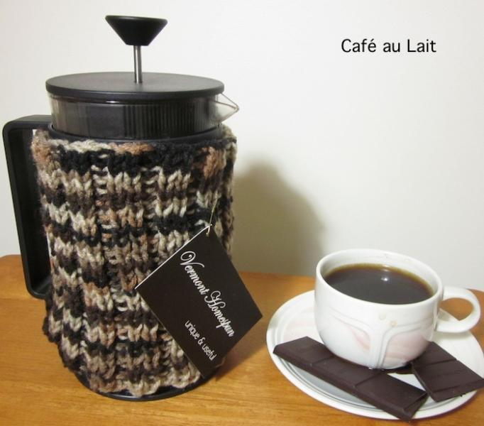French Press Coffee Pot Warmer