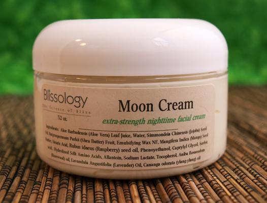 Moon Cream - Nighttime Facial Cream - Large