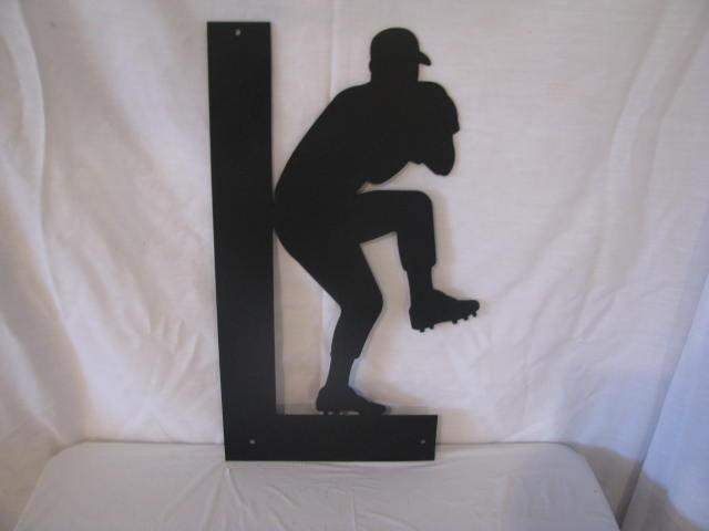 Personalize sports Wall Art Baseball Basketball Soccer Track Golf Volleyball