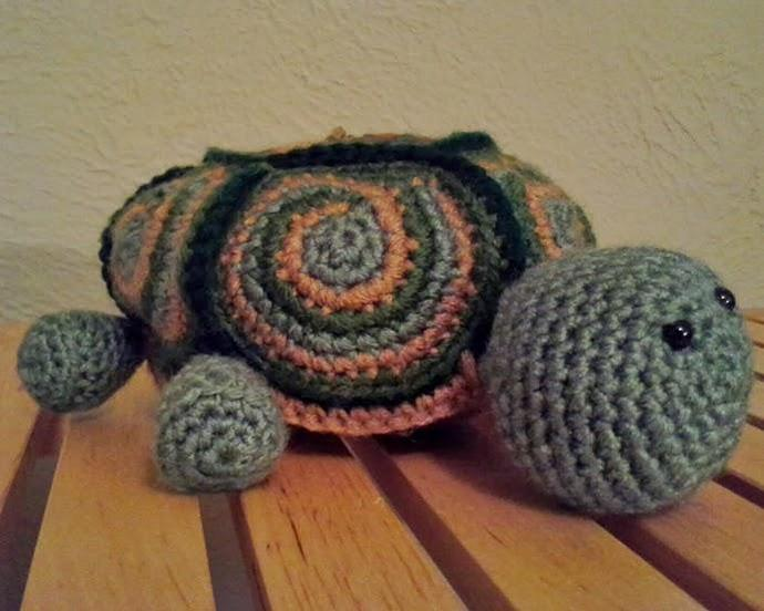 Spiral Turtle - Customize it!