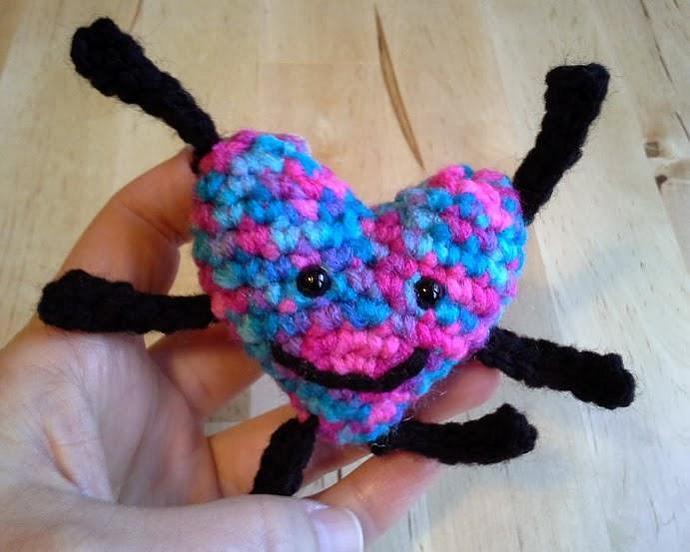 Love Bug with Shiny Eyes - Customize it!