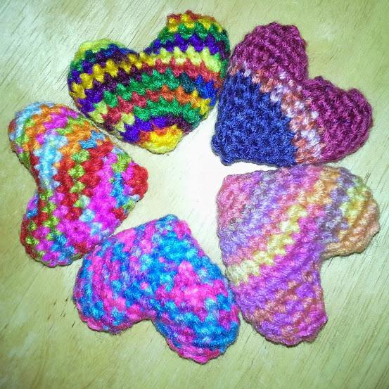 Little Stuffed Heart - Customize it!