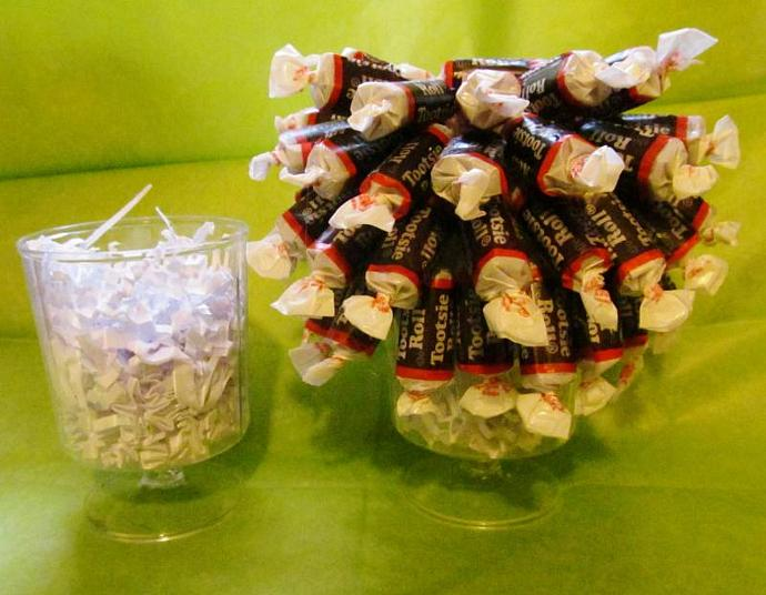 Candy Bouquet - Centerpiece, Gift. Candy Arrangement - Made to Order, Custom