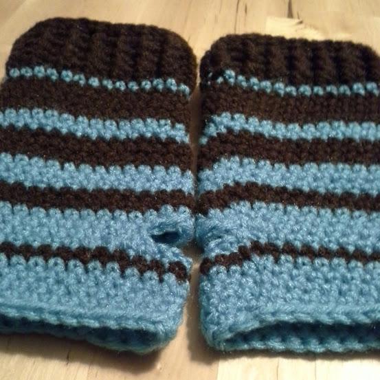 Fingerless Gloves - Customize them!