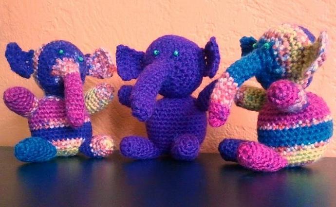 Apple Belly Elephant - Customize it!