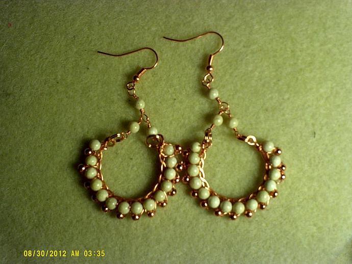 Chandelier Earrings-Item # 0164