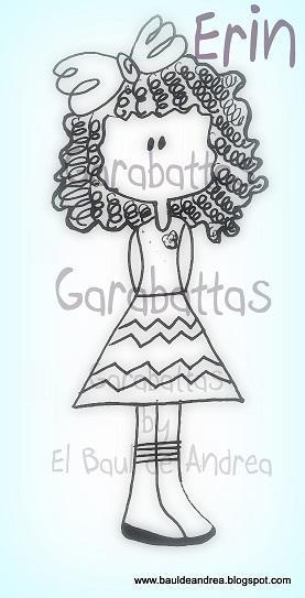 Garabattas Digistamp  ERIN