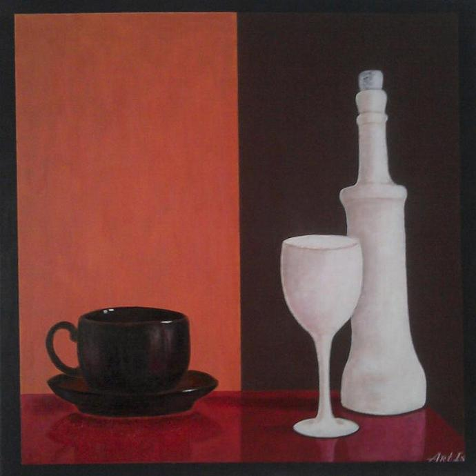 Still life / Cup of cofee
