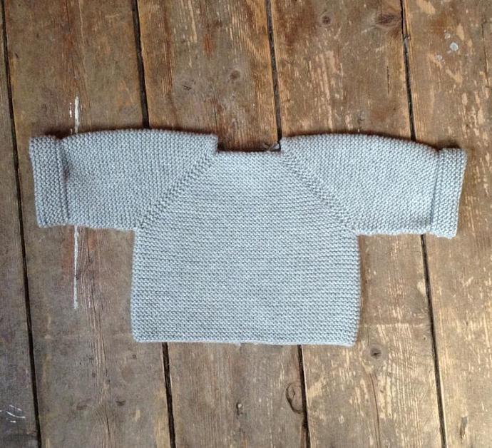 SAMMY baby cardigan 6-12 months
