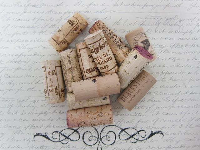 10pcs Wine Cork Bottle Stoppers