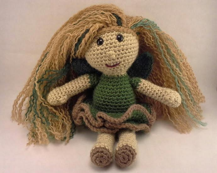 Cuddly Fairy - Customize it!