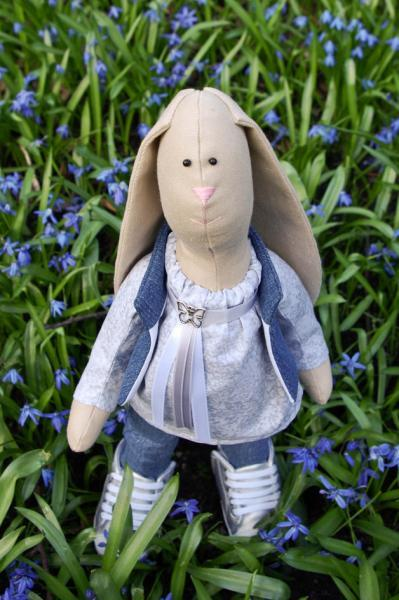 Blue jeans Bunny