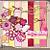 may flowers digital scrapbooking mini kit