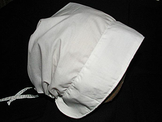 Old Fashioned Bonnet