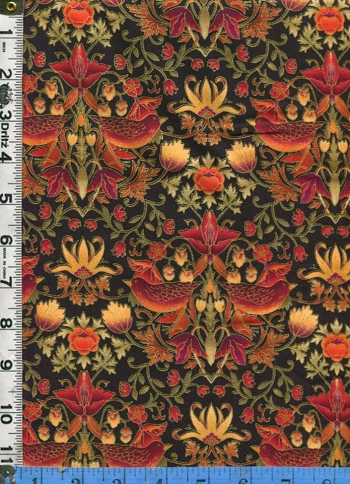 fabric timeless eden william - photo #1