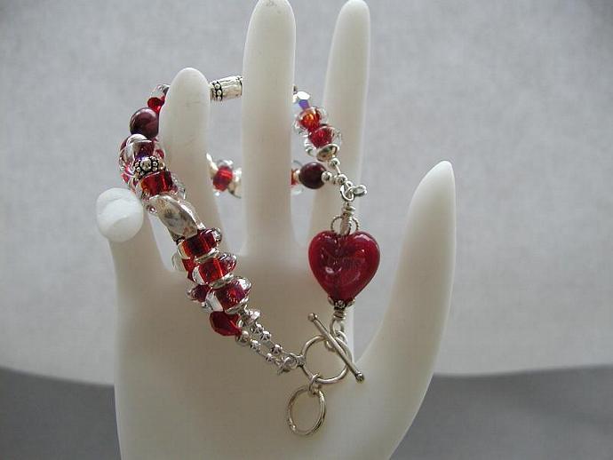 I Give My Heart bracelet