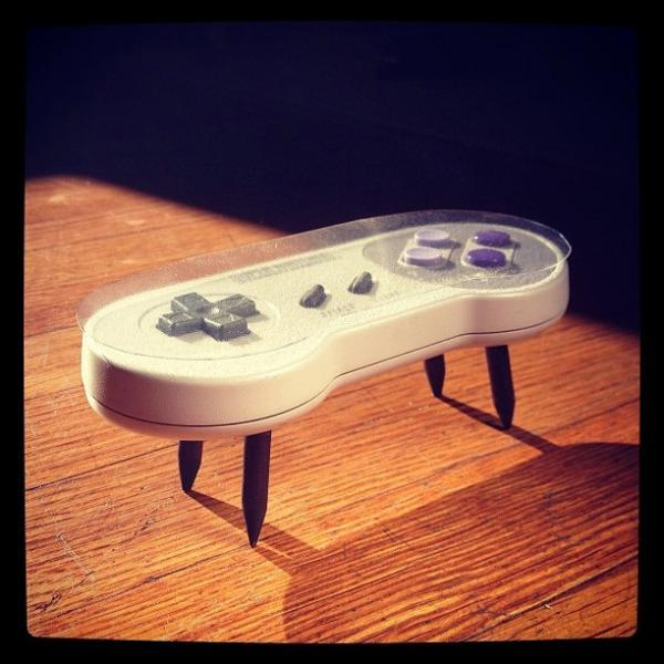 Super Nintendo Controller Coffee Table