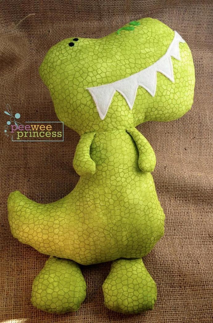Dinosaur Doll