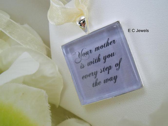 Memorial Keepsake Bouquet Charm
