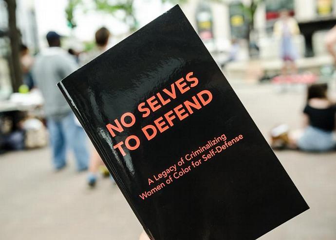 No Selves to Defend Anthology
