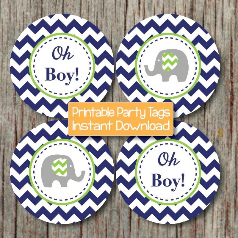 diy baby shower decorations printable bumpandbeyonddesigns