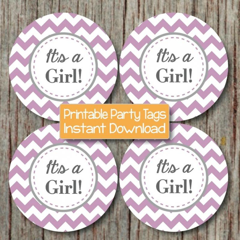 Baby shower cupcake toppers stickers bumpandbeyonddesigns for Baby shower cupcake picks decoration