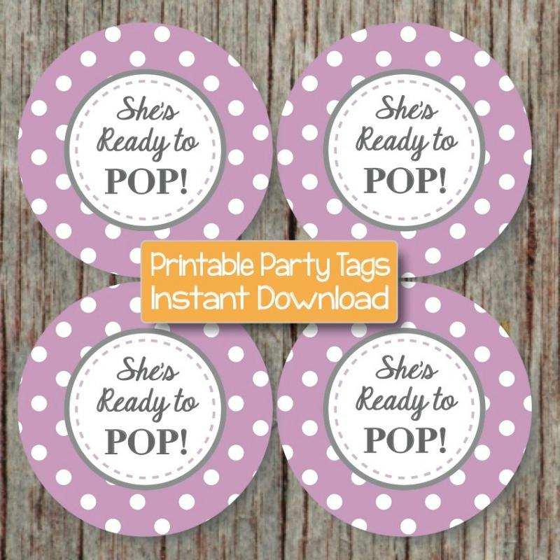 She 39 s ready to pop printable stickers bumpandbeyonddesigns for Ready to pop stickers template