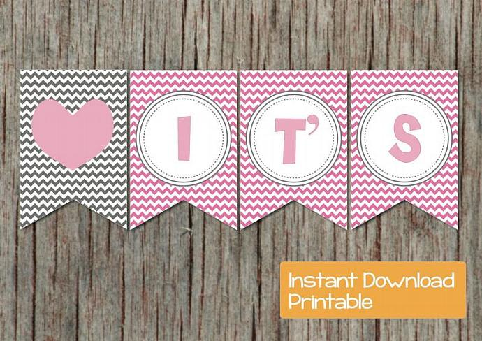Baby Shower Banners. . Mustache Baby Shower Banner Little Man ...