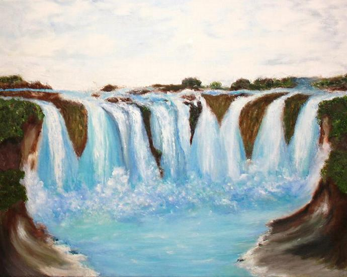 Wonderful Waterfall