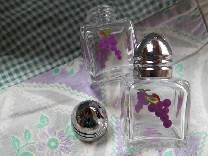 Grape Salt and Pepper Mini's