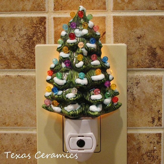 Lights For Ceramic Christmas Tree